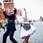 Проведение свадебного торжества.