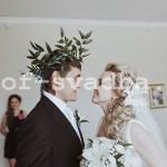 Свадьба в греческом стиле.