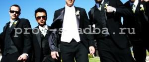 Свадебный костюм жениха 2015.