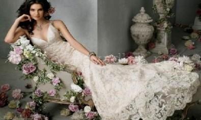 Свадебный стиль ампир.