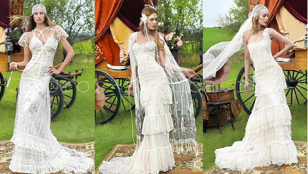 Свадьба в стиле ретро.